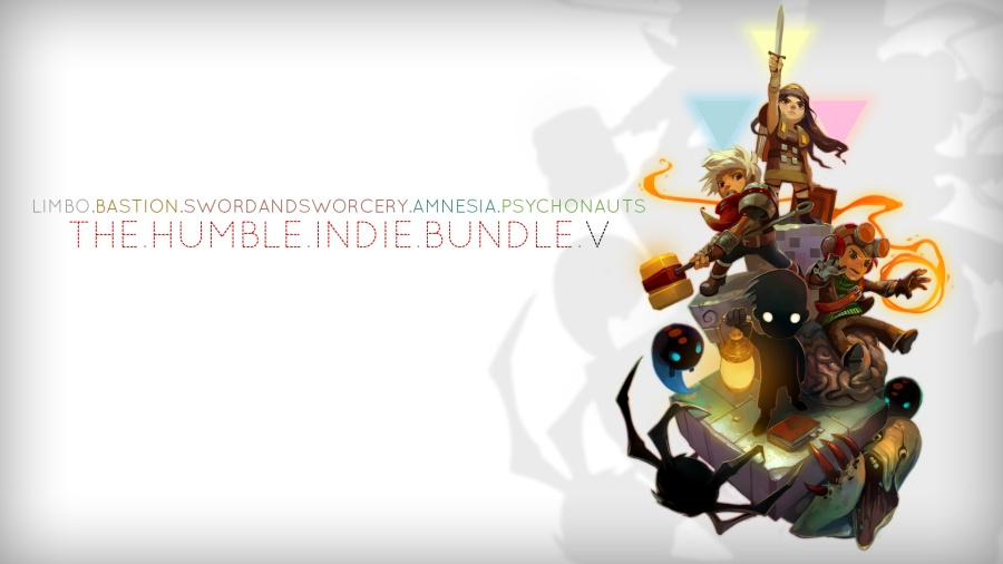 Humble Bundle 5. What do these games have in common?