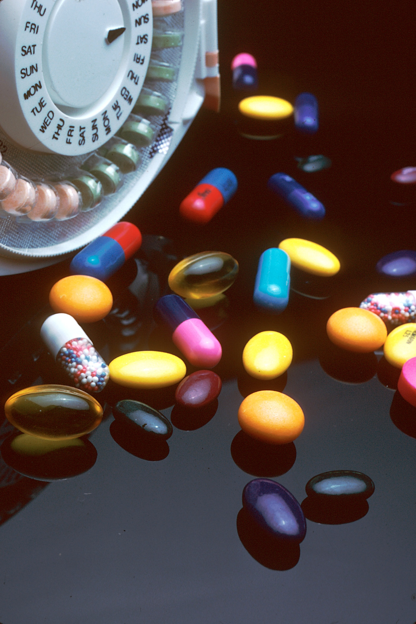 Video Games: Self Harm or Self help? A picture of drugs.