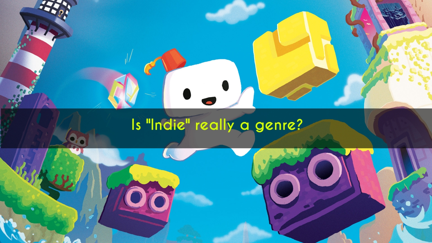 Are Indie games a real genre?