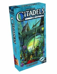Citadels: The Card Game
