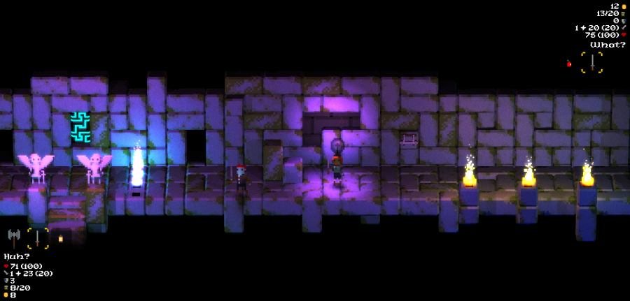 New Indie Game: Legend of Dungeon