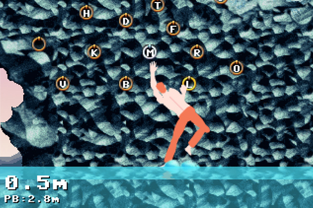 GRIP, from the creators of QWOP.