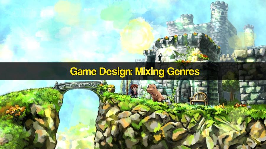 Game Design: Mixing Genres