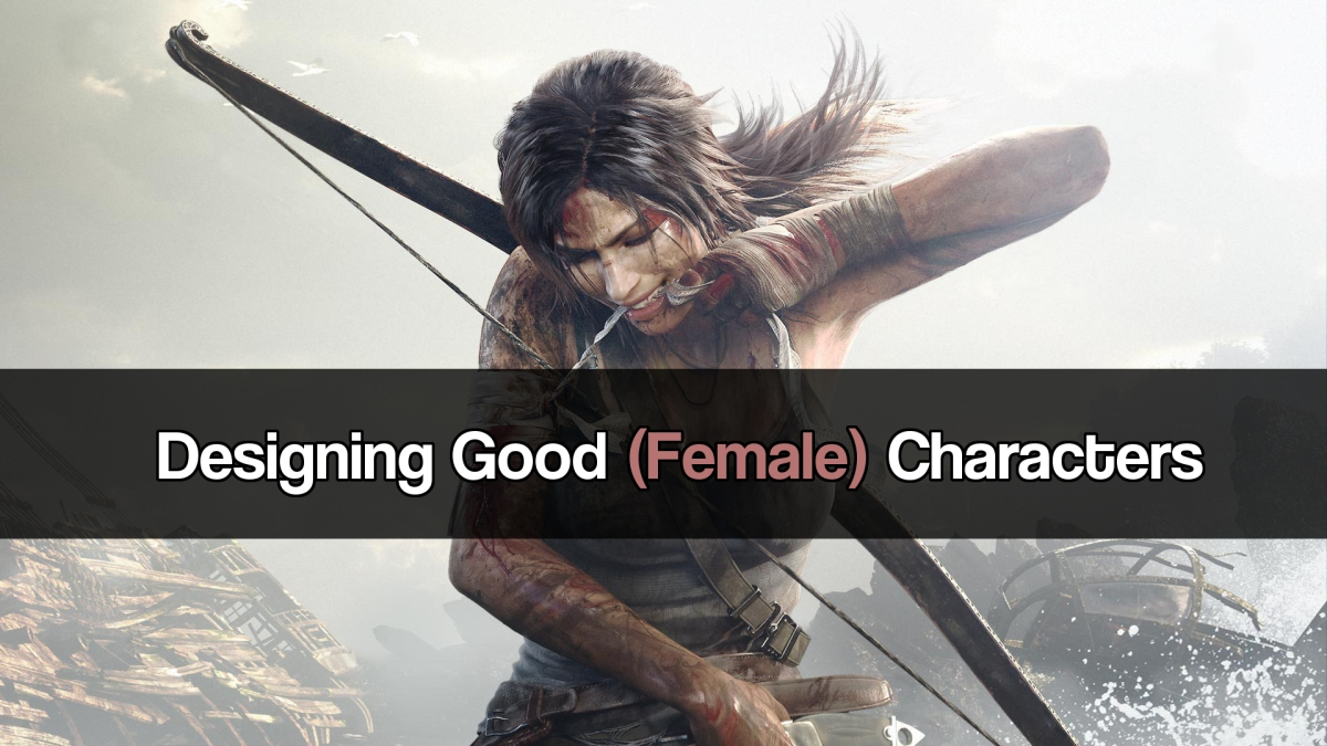 Designing good (Female) characters